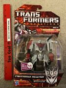Transformers Generations Deluxe Cybertronian Megatron War For Cybertron Game