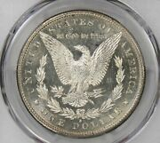 1881 S Morgan Dollar Pcgs Ms 64 Freshly Graded Just Back From Pcgs Pl