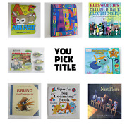 Childrenand039s Preschool Skills Books Abcs Numbers Shapes Colors You Pick Title