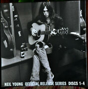 Audiophile Reprise Neil Young Official Release Series 4lp Box No 1401 Sealed