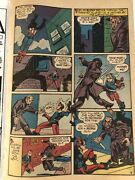 Captain America 1 1941. 4th Page Only
