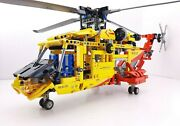 Lego ® 9396 Technic Rescue Helicopter Only