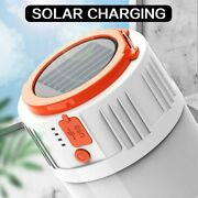 Rechargeable Solar Power Shed Light Led Portable Camping Emergency Lamp