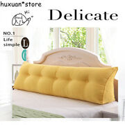 New Sofa Long Cushion Grand Nordic Baby Backrest Cushion Pillow Bed Modern Home