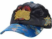 Mitchell And Ness Philadelphia 76ers Chinese New Year Cny 🐉 Satin Hat Strap Back