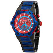 Marvel Spiderman Men's 52mm Limited Edition Chronograph Watch 25782