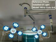 Brand New Led Operation Theater Lights Examination Surgical Led Ot Light Double