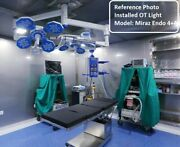 New Led Ot Lights Ceiling Surgical Lamp Operation Theater Lamp Double Satellite