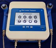 Pro Red And Ir Laser Touch Screen Low Level Laser Therapy Physiotherapy Lllt Unit