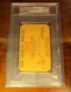 1968 Dodgers Season Pass Ticket Ted Simmons Cardinals Mlb Debut Drysdale Record