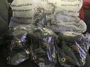 Red Monkey Rgv Proud 956 Black Trucker Hat New Sold Out