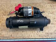 Warranty 0670 Oem Mercury Starter Motor Assembly 8m6001043