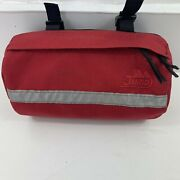 Jandd Mountain Wedge Cycling Seat Bag Reflective
