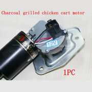 12v 30w Automatic Rotating Grill Motor/rock Chicken Grill Motor 1pc