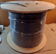 1000and039 Of Lutze A3032004 Electronic Cable 20awg 4 Conductor 300 Volt Grey Pvc