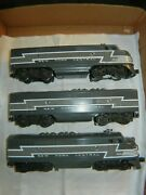 Lionel - O Scale - F 3 Aba Diesel Engine Set   8370 A Has Dual Engines