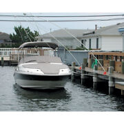 Monarch Marine Mmw-iiie Monarch Norand039easter 2pc Mooring Whips For Boats Up To ...