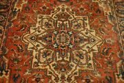 Mint Authentic American Karastan Antique Serapi Pattern744 Rug Carpet 4and0393 X 6and039