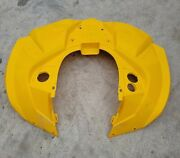 2008-2012 Can Am Renegade 800 1000 Yellow Rear Fender 715000499