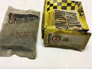 Vintage Beck Arnley Nos Brake Parts For Foreign Vehicles 071-7359 And 037-1609