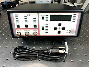 New Focus 3502 Phase-locked Optical Chopper Controller For Use W/ Lock-in Amp
