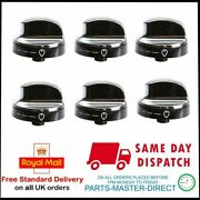 Fits New World Stoves 444442154 444442689 Nw601gtclm Oven Gas Hob Knobs