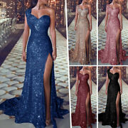 Us Women Wedding Evening Cocktail Party Prom Bridesmaid Formal Ball Gown Dresses