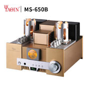 Yaqin Ms-650b 15wpc 845 X 2 Hi-end Class A Vacuum Tube 845 Integrated Amplifier