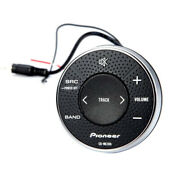 Pioneer Cd-me300 Wired Stereo Head Unit Remote - Black