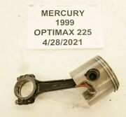 Mercury Outboard 200 225 Optimax Starboard Piston And Rod 855354t 3 Freshwater