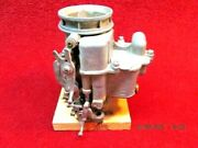Ford 94 Holley 2100 Carburetor Complete/float, Linkage, Tag List 713-s Tri Power