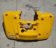 06 07 08 09 10 11 12 Can Am Outlander 650xt 500 800 Front Yellow Fender Plastic