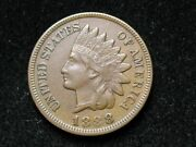 Spring Sale Xf 1888 Indian Head Cent Penny W/ Diamonds And Full Liberty 65