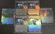Stone Blacksmith Mystic Beating Skull Sword Of Fire And Ice Expansion Foil