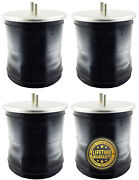 Air Spring Bag For Rowe Trucks Ascc2000 Replaces W01-358-9811 Set Of 4