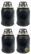Trailer Air Spring Bag Replaces Firestone W01-358-9501 Holland 90557214 Set Of 4