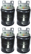 Air Spring Trailer Bag Replaces W01-358-9287 1r12-424 1s12-027 50405 Set Of 4