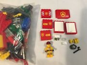 Lego City Fire Truck 4208 - 100 Complete