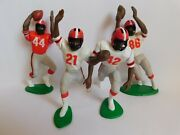 Atlanta Falcons 1988/1989 Nfl Starting Lineup Figures Open/loose Choose