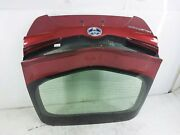 2017-2020 Toyota Prius Prime Trunk Lid Deck Tail Gate Hatch Hypersonic Red