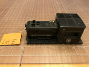 Lionel Train United States Army 41 Switcher Engine Shell Horn Railing Part Lot E