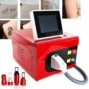 2kw Lcd Laser Picosecond Set Q Switch Tattoo Removal Skin Rejuvenation Machine