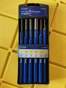 Blue Point Tools Roll Pin Punch Set, As Sold By Snap On