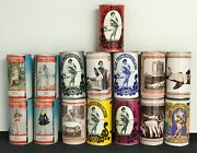 Lot 15 Beer Cans Andndash All Steel - Tennentsand039s Girls And Olde Frothingslosh