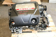 2007-2008 Acura Tl Type-s 3.5l J35a8 V6 Vtec Engine And Automatic Transmission