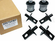 K-tuned Replacement Rear Trailing Arm Harden Rubber Bushings For Es1 Em2 Ep3 Dc5