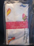 Brighton Sleep Shirt Nightshirt So Many Shoes So Little Time 2002 New In Package