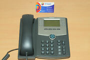 Cisco Spa508g 8-line Ip Voip Office Telephone Phone Poe W/ Handset 6mthwtytaxin