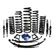 Efs - 2 Inch Lift Kit To Suit Toyota Landcruiser Hvdj79r Cab Chassis 2007 Onwa