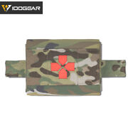 Idogear Micro Med Kit Medical Pouch Tactical Molle Pouch Military First Aid Kits